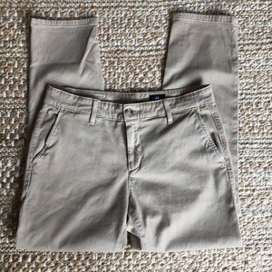 AG Adriano Goldschmied The Caden tailored trouser